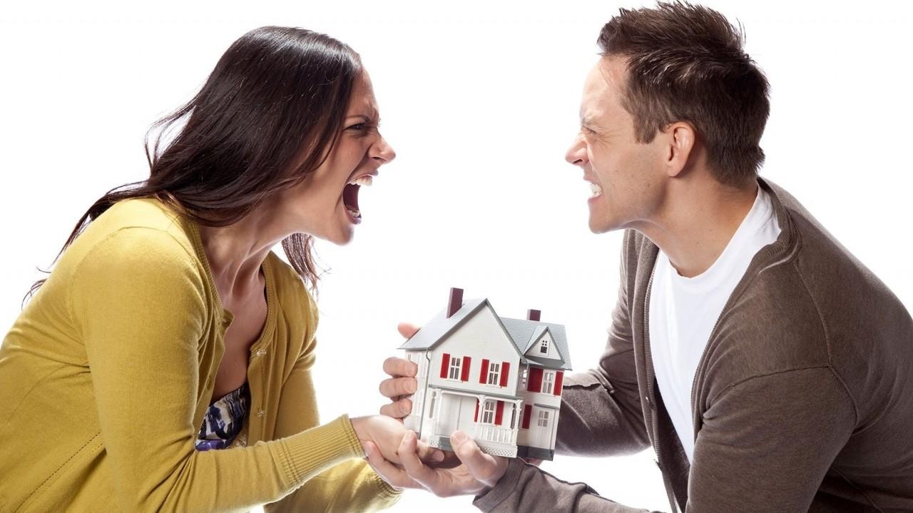 деление ипотеки