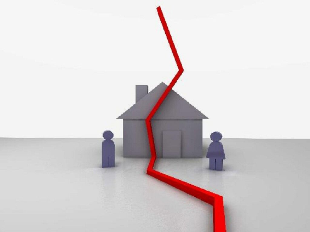 ипотека развод