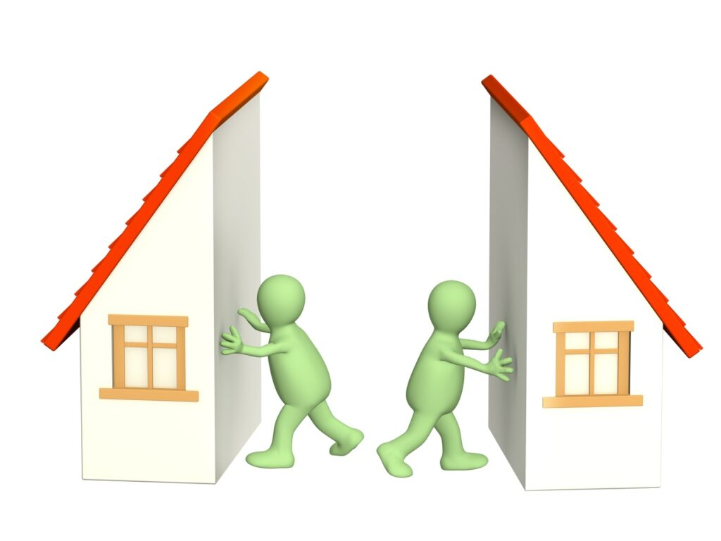 разделить квартиру в ипотеке